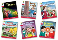 Oxford Reading Tree: Level 4: Decode and Develop Pack of 6