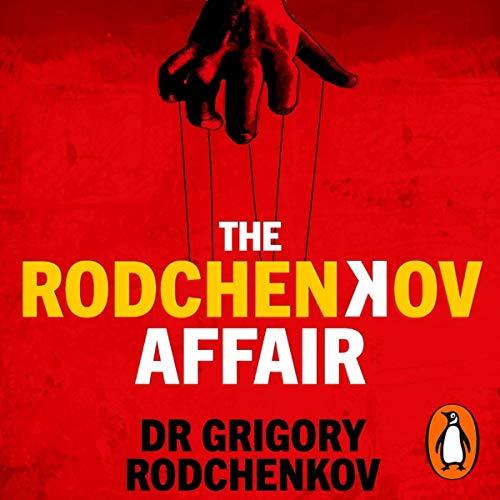 The Rodchenkov Affair cover art