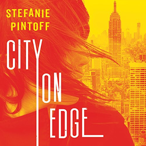 City on Edge audiobook cover art