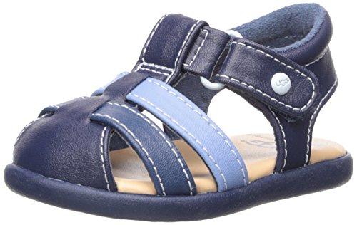 UGG Kids' Kolding Sandal, Navy, 02/03