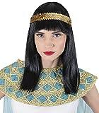 Kangaroo Halloween Accessories - Cleopatra Wig