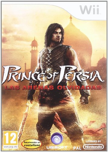 Ubisoft Prince of Persia: The Forgotten Sands videogioco Nintendo Wii ESP