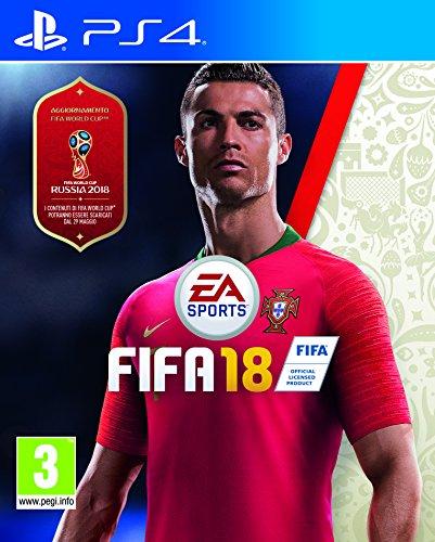 FIFA 18 [Importación Italiana]