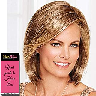 Timeless Beauty Wig Color GL14-22 SANDY BLONDE - Gabor Wigs 12