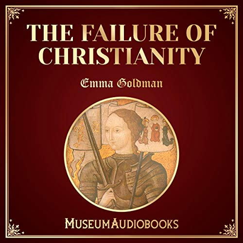 The Failure of Christianity audiobook cover art