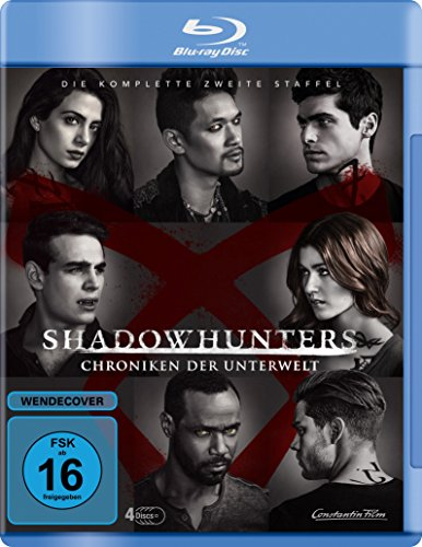 Shadowhunters - Staffel 2 [Blu-ray]