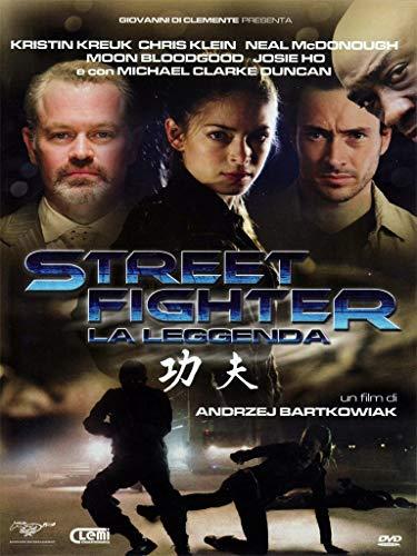 Street Fighter - La Leggenda [Italia] [DVD]