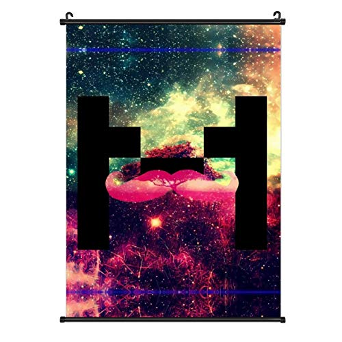 WMMMW Markiplier Classic Hanging Poster Wall Art Hanging Painting for Home Dorm Office 20''×28''
