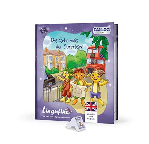 DIALOG TOYS Lingufino lernt Englisch 1 'Das Geheimnis der Sprerbsen