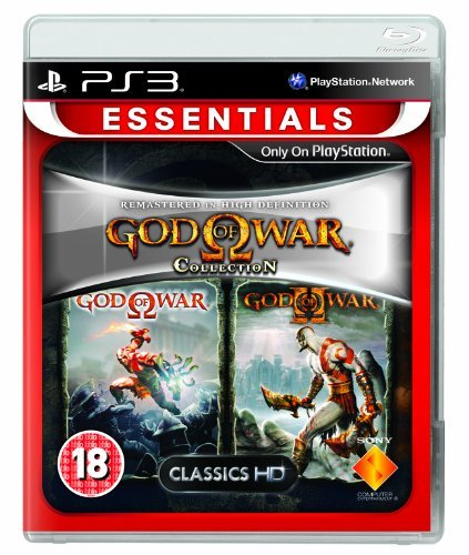 God Of War Collection: PlayStation 3 Essentials (PS3) [PlayStation 3] - Game [Importación Inglesa]