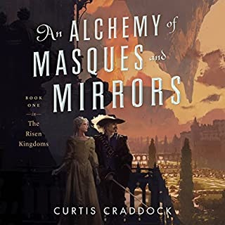 Couverture de An Alchemy of Masques and Mirrors