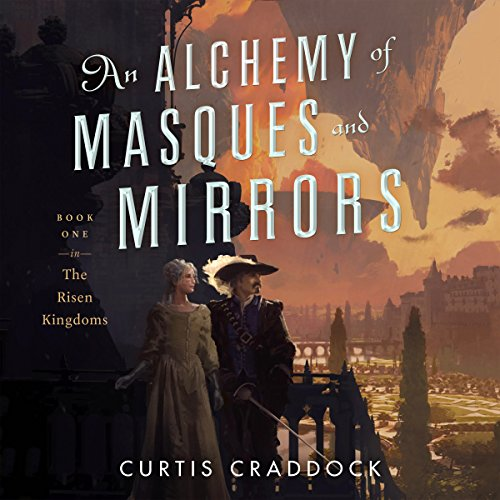 An Alchemy of Masques and Mirrors cover art