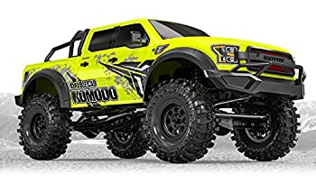 G-Made 57004 Gs02 Komodo Double Cab Ts 1/10 Scale Trail Crawler Kit