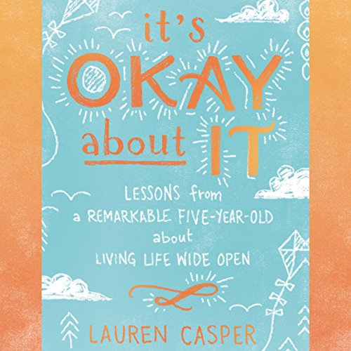 It's Okay About It audiobook cover art