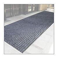 ZEMIN 廊下敷きカーペット、滑り止めの長方形の床の長いランナー、洗えるモダンなスタイルの階段ランナーラグカーペット、劈開可能、カスタムサイズ (Color : A, Size : 0.8cmx3cm)