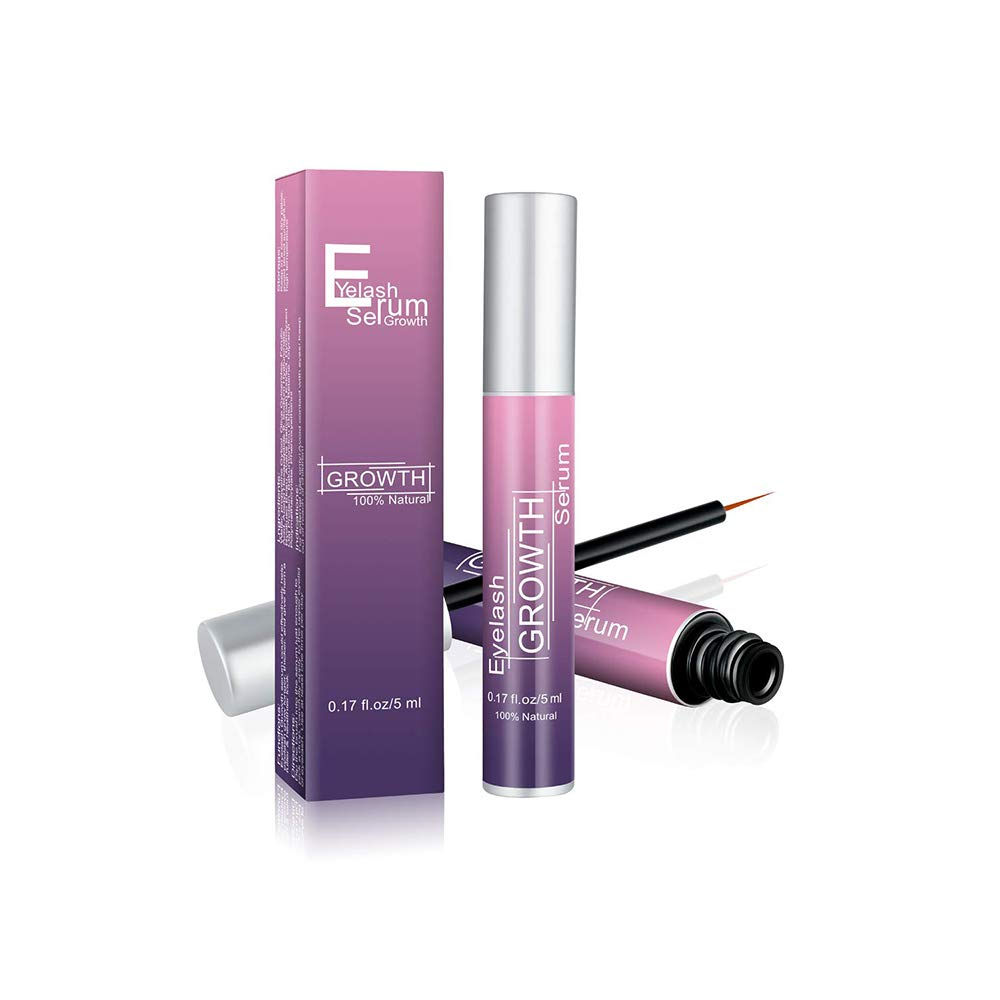 Eyelash safety growth essence natural ingredients eyel thick dark Free Shipping New and