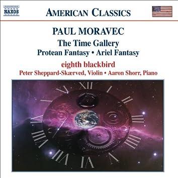 Moravec: The Time Gallery, Protean Fantasy & Ariel Fantasy