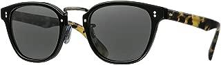 Lerner - 5369S 50 1627R5 - Sunglasses (Semi Matte Black, Carbon Grey)