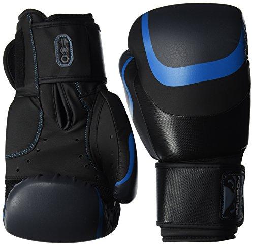 Badboy Erwachsene Pro Serie 3.0 Thai Boxhandschuhe, blau, 10 oz