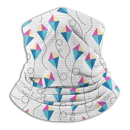 Lzz-Shop Multifunktionstuch Bandanas Schal,Schlauchtuch,Kopftuch,Stirnband,Tuch Halsschlauch Coole Drachen