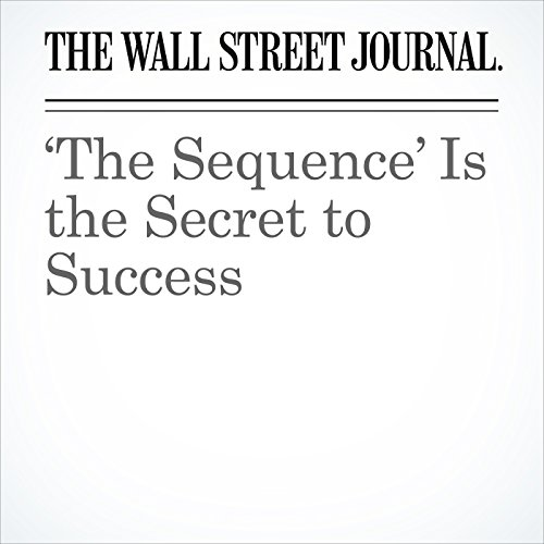 'The Sequence' Is the Secret to Success copertina