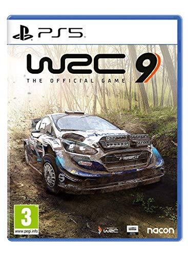 WRC 9 PlayStation 5 Include Blind Jumps [Importación italiana]
