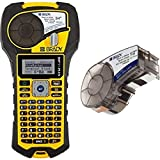 Brady BMP21-PLUS Handheld Label Printer with Rubber Bumpers, Multi-Line Print, 6 to 40 Poi