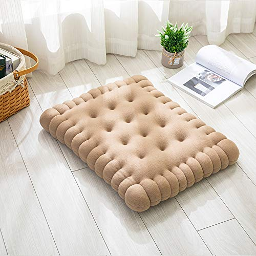 HUAA Comfort Cushion,Seat Cushion,Square Chair Pads,Plush Chair Seat Pads,Non-slip Outdoor Seat Pads Solid Color Chair Cushions With Ties Thicken Seat Cushions Dining Chairs