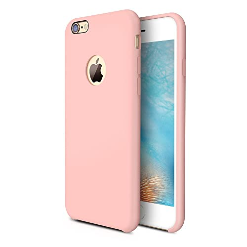 the best attitude d741f ffea2 Apple iPhone 6 Plus Silicone Case: Amazon.com