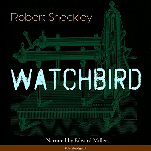 Watchbird audiobook cover art