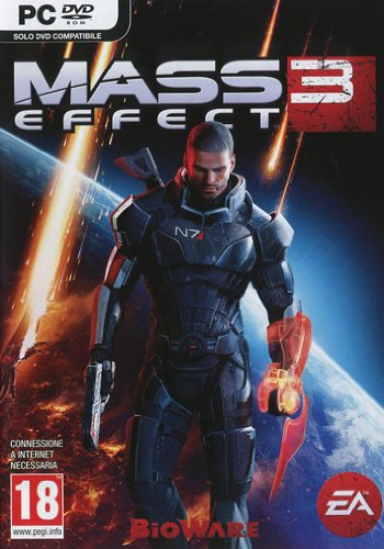 Mass Effect 3 [Importación italiana]