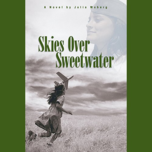 Skies Over Sweetwater audiobook cover art
