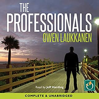 The Professionals cover art