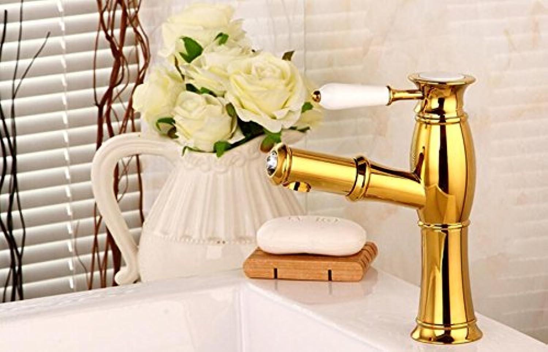 Makej European Basin Bathtub Bathroom Faucet