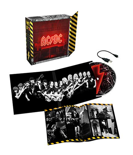 Power Up Ed. Limitada cd deluxe caja con luz AC/DC