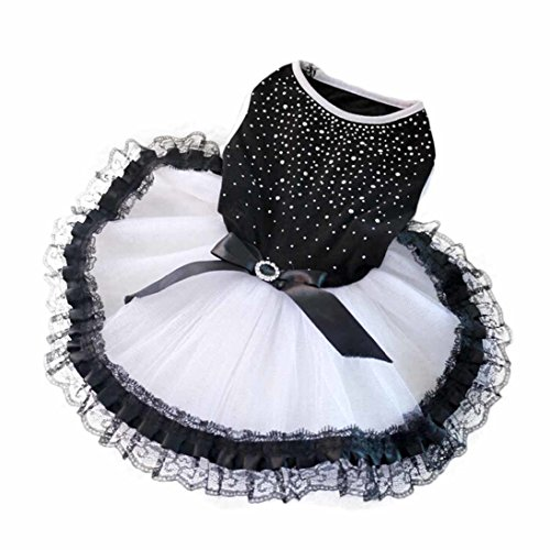 HP95 Fashion Pet Dog Puppy Tutu Dress