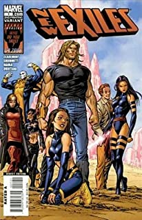 New Exiles Issue 1 2nd Printing Variant Cover Edition Dawn Of A New Day [Comic]