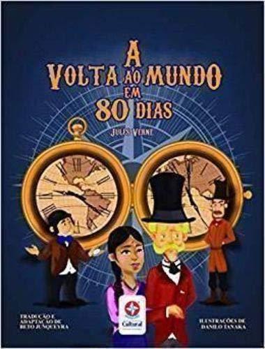 A Volta ao Mundo em 80 Dias - Apenas o Livro