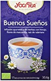 Yogi Tea Infusión de Hierbas Good Night - 17 bolsitas