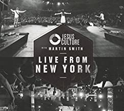 Live From New York by Jesus Culture with Martin Smith