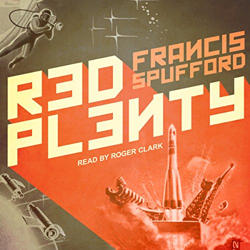 Red Plenty audiobook cover art