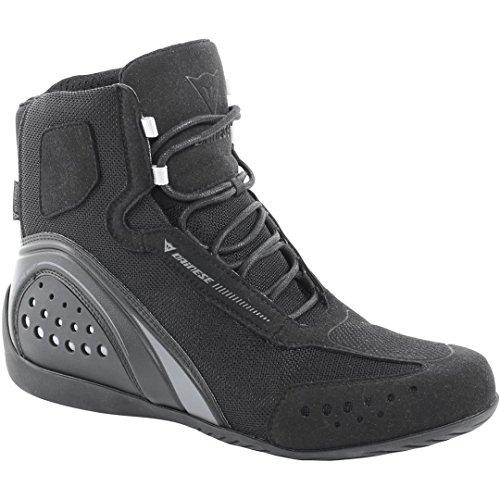 Dainese 1775202_685_39 Zapatos para Moto, Negro/Antracita, 39