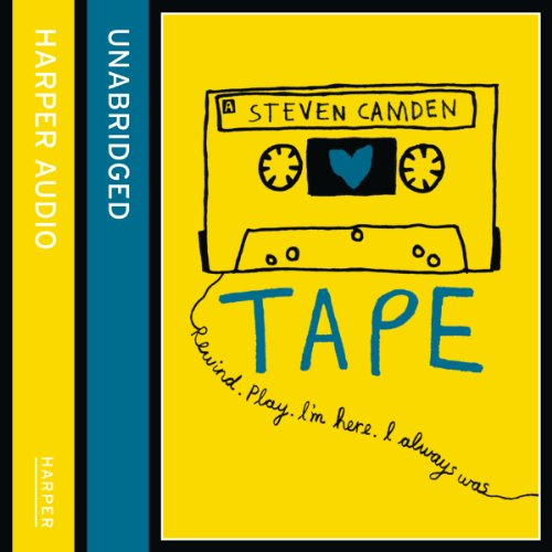 Tape audiobook cover art