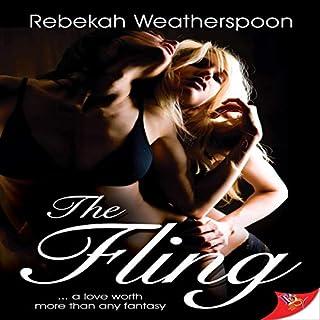 The Fling audiobook cover art