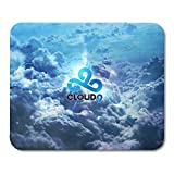 LIminglove League Cloud 9 Edition Legends Gaming Mouse Pad,Non-Slip and Dust-Proof Mouse,Funny Creative Mouse pad