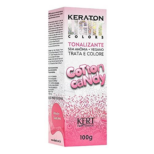 TONALIZANTE KERATON LIGHT COLORS COTTON CANDY
