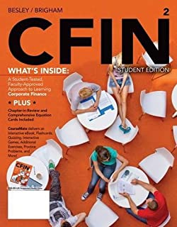 CFIN 2 (with Finance CourseMate with eBook Printed Access Card)