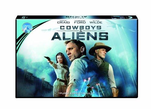 Cowboys And Aliens - Edición Horizontal [DVD]