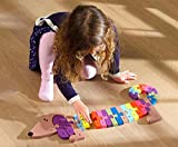 Zoom IMG-2 microregali puzzle lettere alfabeto cane
