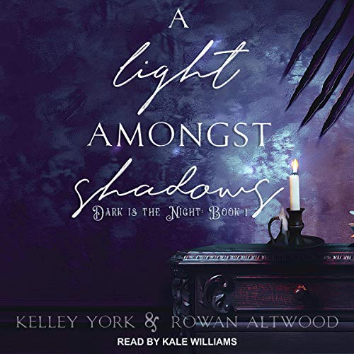 A Light Amongst Shadows audiobook cover art